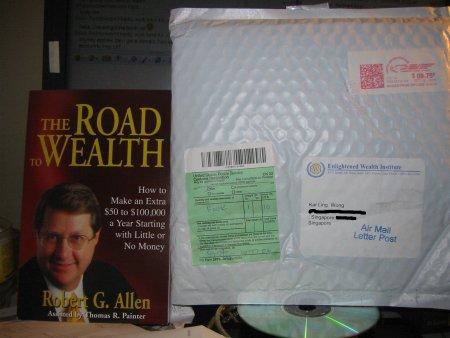 Robert Allen book