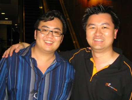 Jo Han Mok and Andrew Wee