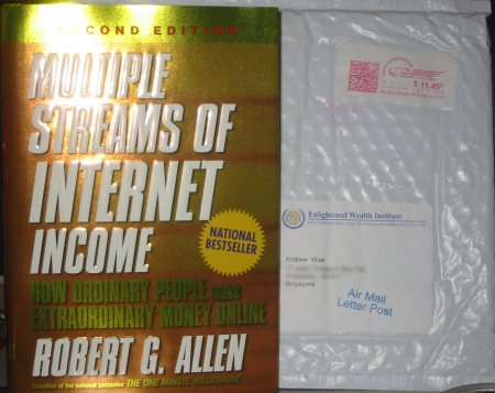 Robert Allen Multiple Streams of Internet Income