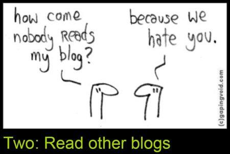 10 Ways Killer Blog