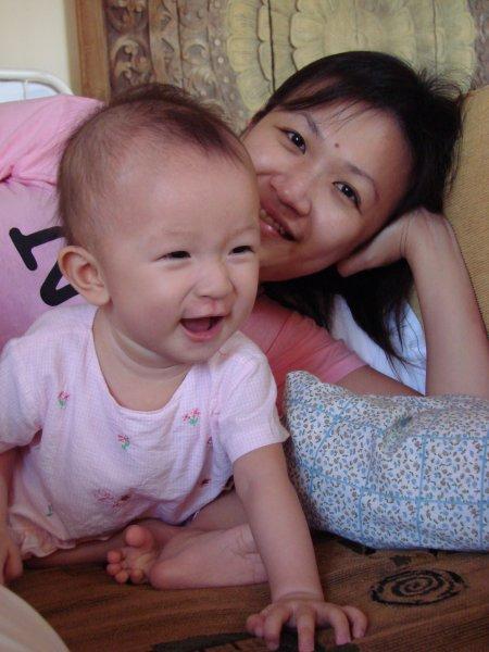 Bianca and Kar Ling
