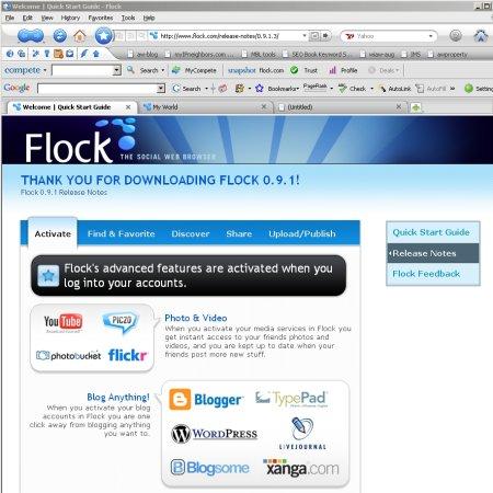 flock 0.9.1