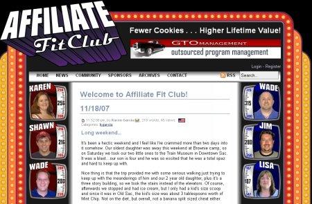 affiliate fit club