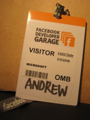 facebook developers garage