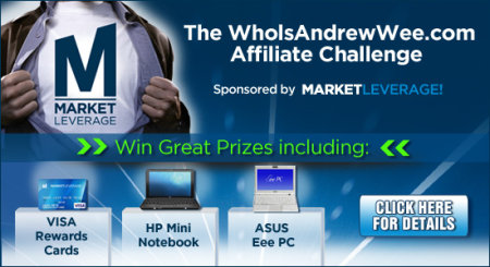 affiliate challenge