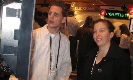 Eric Rubacky, Amanda Orson
